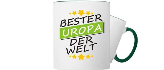 Kaffeepott Cup best urope in the world