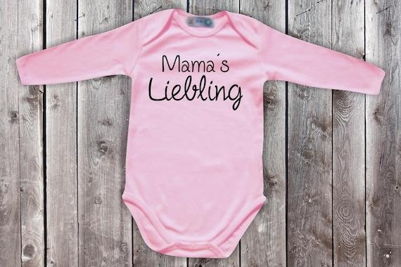 Baby Bodylong Arm BabyBody Mom's Darling Gift Longsleeve