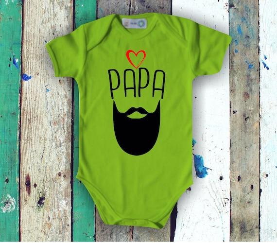 Baby Body Baby Body PAPA Beard Hipster