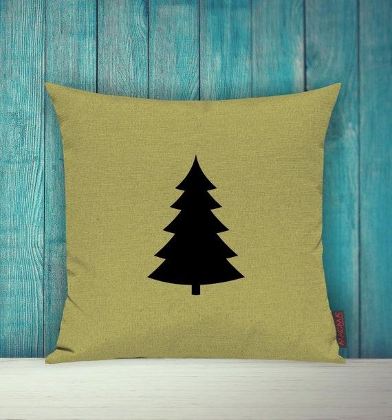 "Cushion Son Sofa Pillow ""Christmas Tree Decoration Pillow"" Sofa Pillow Deco Couch Pillow Pillow"