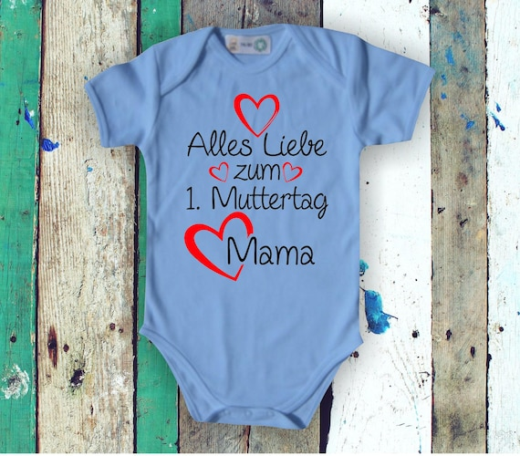 Baby Bodybody Babybody All Love for 1st Mother's Day Mom