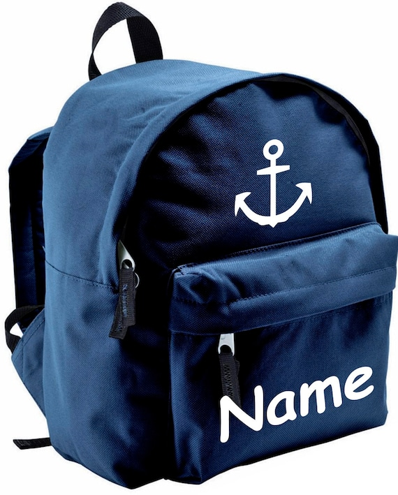 Children's Backpack Anchor Family with Wish Named Kita
