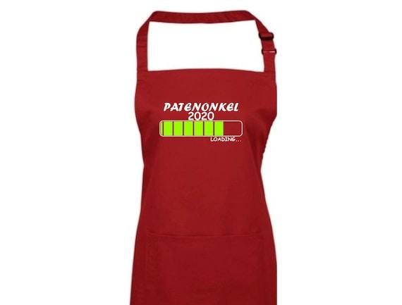 Cook baking apron Loading Patenonkel 2020