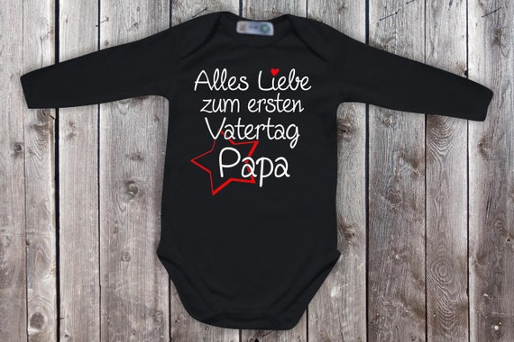 Baby Bodybody BabyBody Long Sleeve All Love for First Father's Day Dad Gift Father