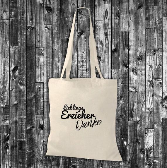 Cloth bag jute cotton bag favorite educator thanks gift to educator