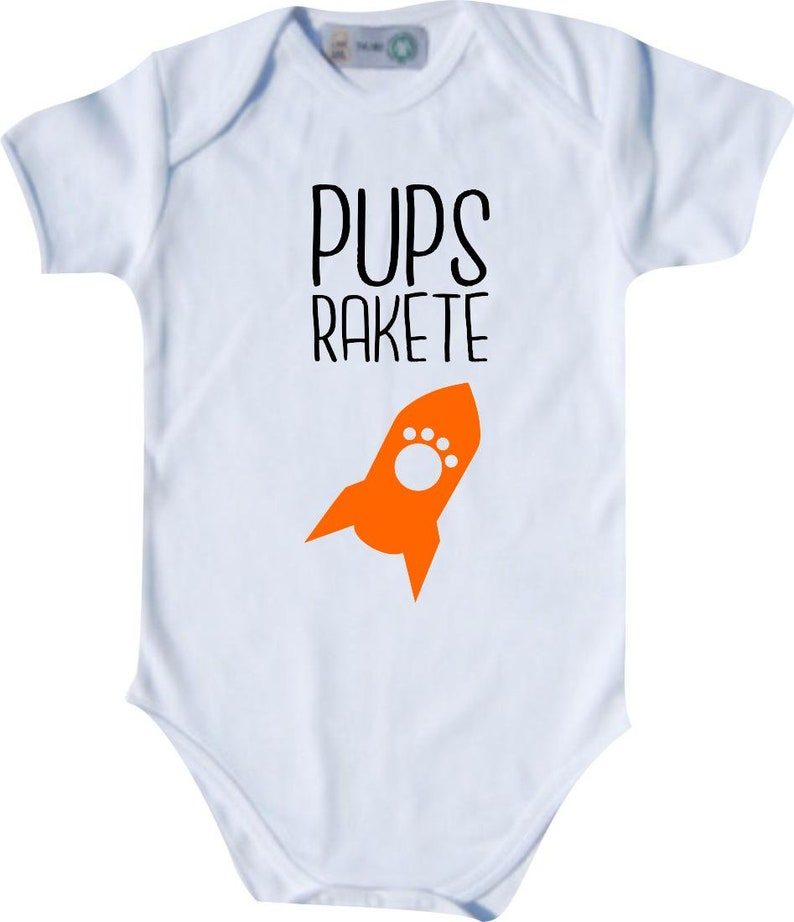 Baby Body Baby Body Pups Rocket