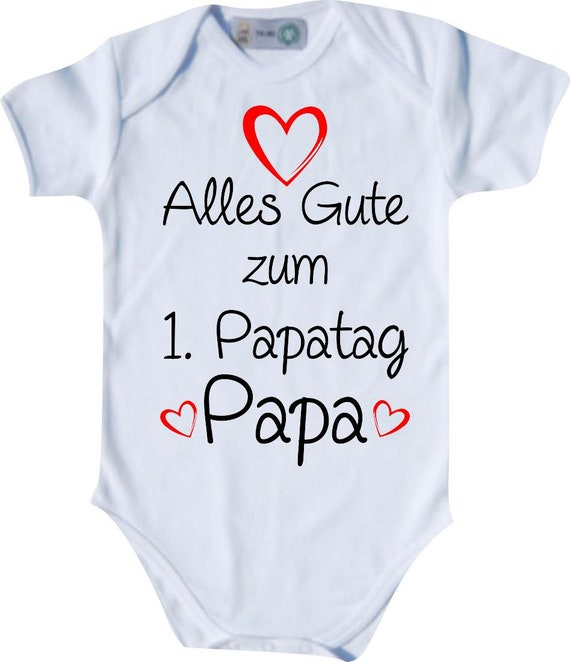 Baby Body Baby Body Happy 1st Papatag Dad Father's Day