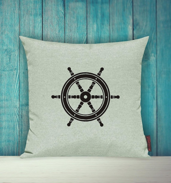 """Cushion Cover Sofa Pillow """"Steurrad Holiday Family"""" Sofa Cushion Decoration Couch Cuddly Pillow"""