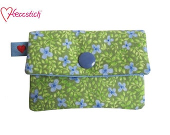 """Purse """"Forget-me-not"""""""