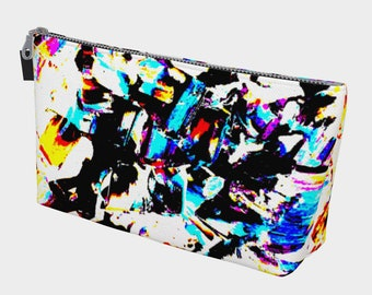 Shattered Rainbow Accessory Bag