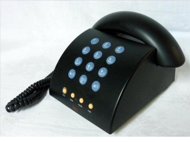 1960s Midcentury Modern Telephone