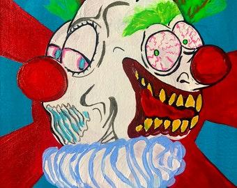 Two-headed Clown