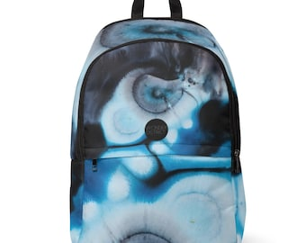 e859397d7d Abstract Art Navy Backpack