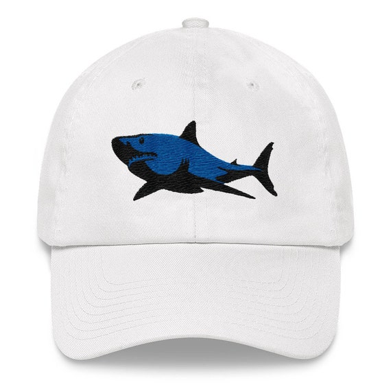 ebea1e6b9d0 Shark Dad Cap Custom Color Alternative Baseball Cap Modern