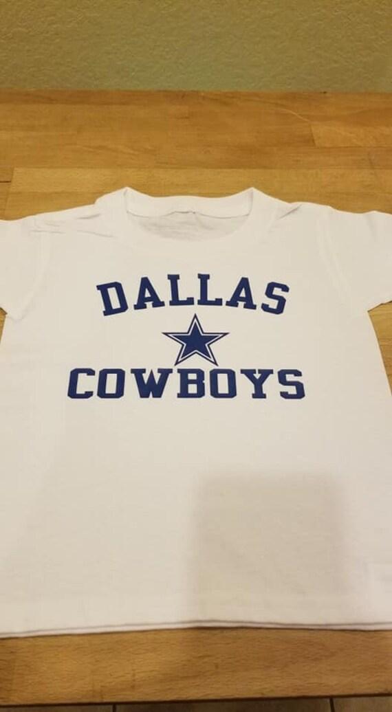 cowboys shirt dallas cowboys cowboys toddler shirt kids  701ad42a4