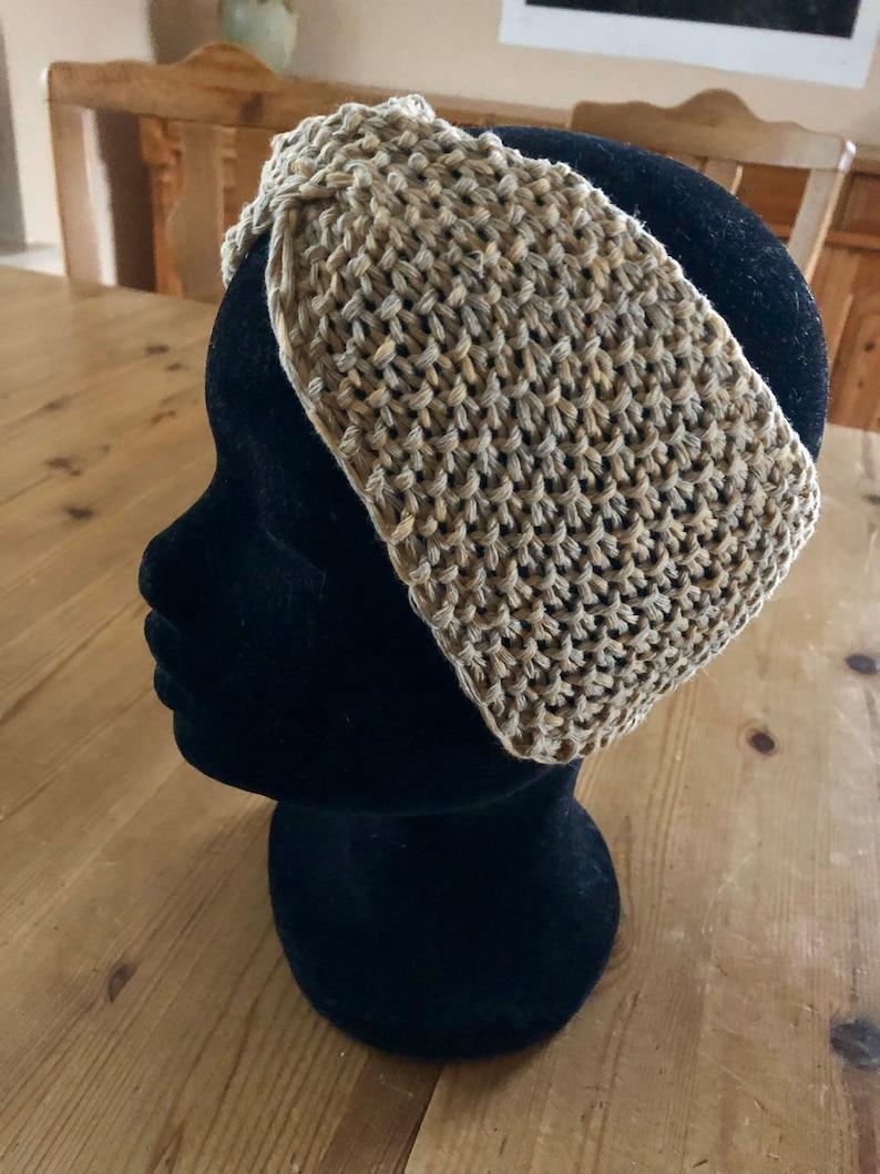 Headband #Ohrw\u00e4rmer #gestricktes Headband
