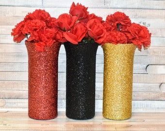 Red Gold Decorations