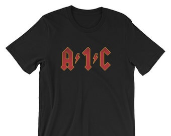 A1C Short-Sleeve Unisex T-Shirt