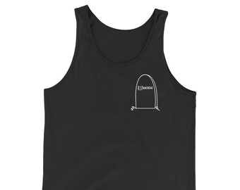 R.I.P.ancreas Unisex  Tank Top