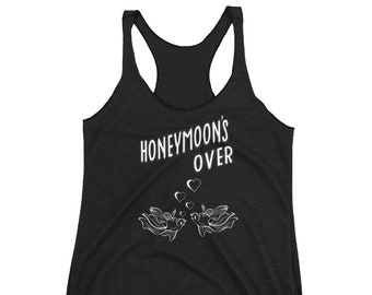 HONEYMOON Women's Racerback Tank