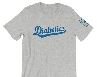 Los Angeles T1D Short-Sleeve Unisex T-Shirt