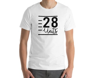 28Units Logo tee