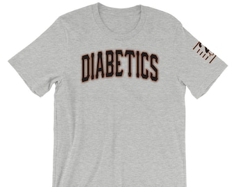 San Francisco T1D Short-Sleeve Unisex T-Shirt