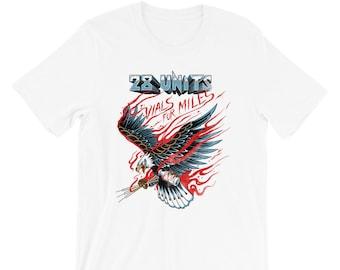 VIALS FOR MILES Short-Sleeve Unisex T-Shirt