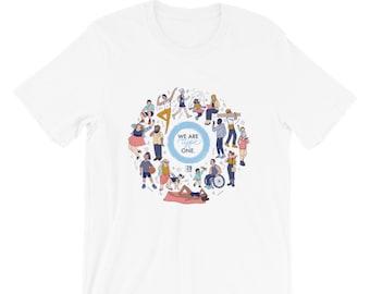 We Are Type One Short-Sleeve Unisex T-Shirt