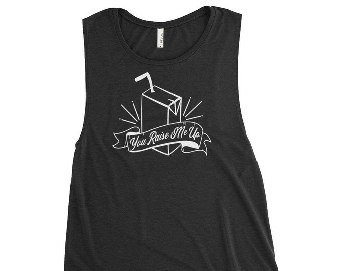 JUICEBOX Ladies' Muscle Tank
