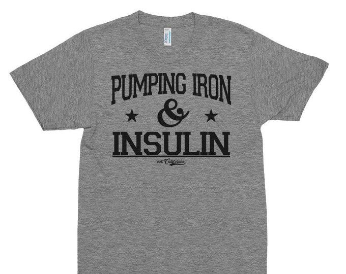 PUMP Short sleeve soft t-shirt