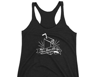 JUICEBOX Women's Racerback Tank