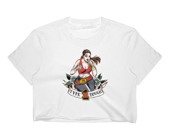 TYPE 1 TOUGH Women's Crop Top