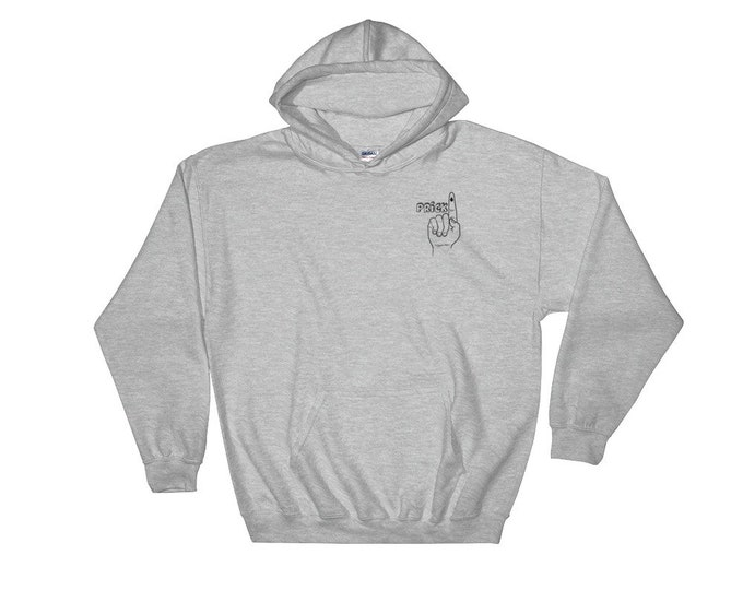 PRICK Hooded Sweatshirt