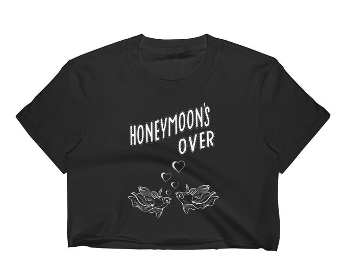 HONEYMOON Women's Crop Top