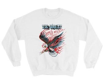 VIALS FOR MILES Sweatshirt by 28 Units Diabetic Apparel Co. - Type One Diabetes Shirt