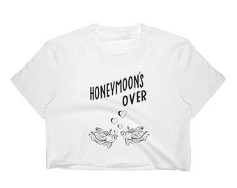 HONEYMOON Women's Crop Top