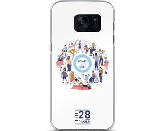 We Are Type One Samsung Cases