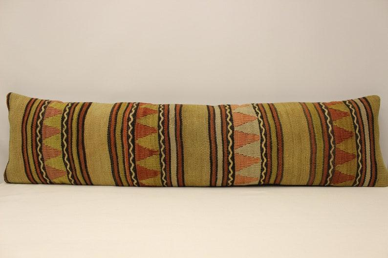 Bedding pillow Kilim Pillow Cover Home Decor pillow  12x47 30x120 cm Decorative Throwpillws Couch Designer Boho Pillow Case 4oyf-398