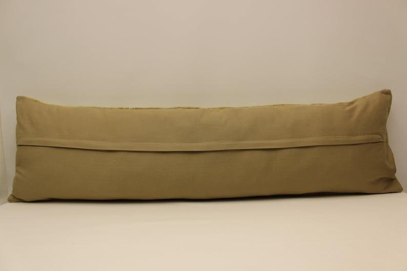 35x120 cm King size Turkish kilim pillow cover  Unique lumbar Flaming Bedding Pillow Oblong 4byf-169 Extralong Cushion 14x47