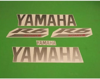 YZF R6 2005, yamaha kit vieux Stickers Autocollants for sale  Delivered anywhere in Canada