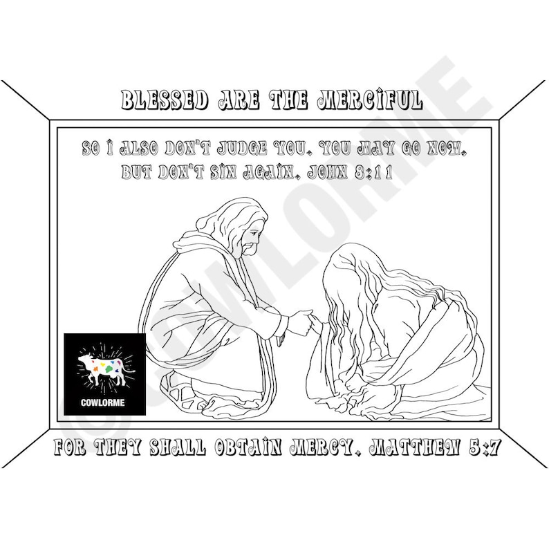 6800 Beatitudes Coloring Pages Download  Images