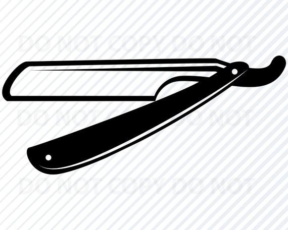 Razor Cricut Cut File Razor Digital Clip Art Razor Clipart Razor Clip Art Razor Png Razor Dxf Cut File