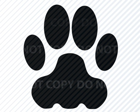 Dog Paw Print Svg Files Pawprint Vector Images Clipart Etsy Pikbest have found 114 great dog paw print images for free. etsy