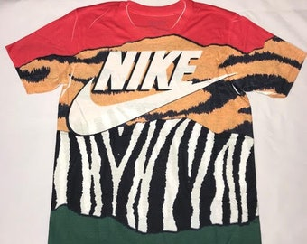 612773c6260c Custom Shirt for Air Max 95 Animal Pack 2.0   Atmos x Nike Air Max 1 Animal  Pack 2.0