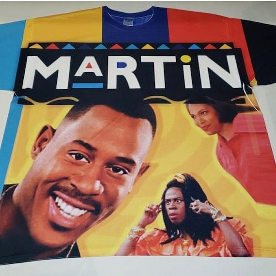 Martin Show Tshirt Dream It Do It