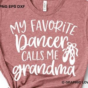 Ballet dancing It/'s In My DNA Funny Dancer T-Shirt