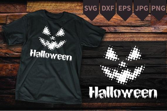 Halloween Svg Halloween Shirt Svg Png Dxf Paper Craft Card Etsy