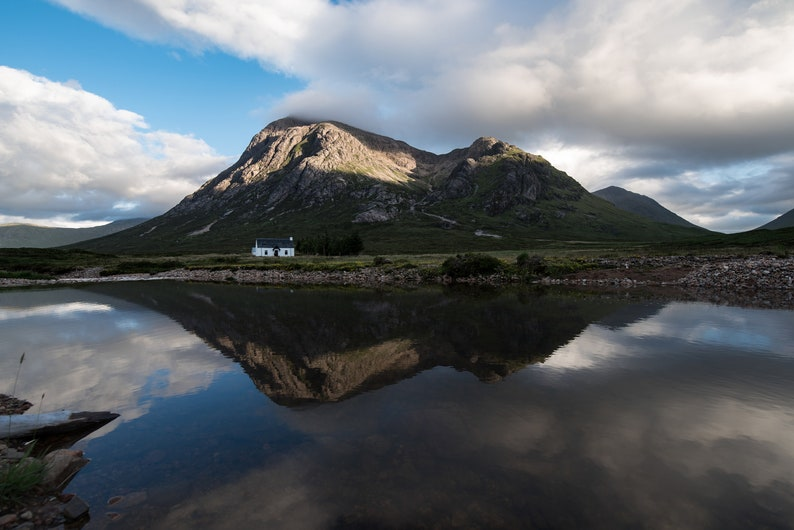 Scottish landscape photography Buachaille Etive Mor Glencoe image 0