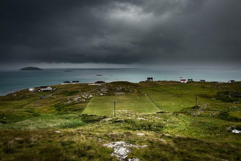 Scottish landscape photography Eriskay Outer Hebrides image 0